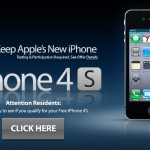 Get a free iphone 4s