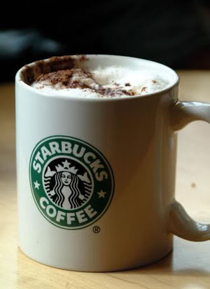 Starbucks Coffee Get a free starbuck gift card