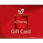 Get a Free JC penny gift card