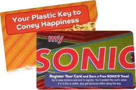 Get a Free $100 Sonic gift card