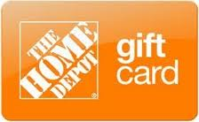 Get a Free Home depot gift card