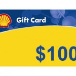 Get a free $100 shell gift card