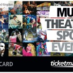 Get a Free $1000 ticketmaster gift card