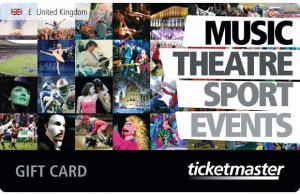 Celebrate special occasions with a TicketMaster gift card. These brand new TicketMaster gift cards can often be customized to fit the occasion and person you are celebrating. Order it now and have it delivered straight to the recipient.4/4(29).