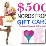 Get a free $500 nordstrom gift card