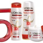Get a free L'Oreal Total Repair 5 sample