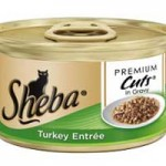 Get FREE Sheba Cat Food Sample