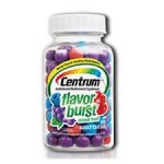 Get free Centrum Flavor Burst sample