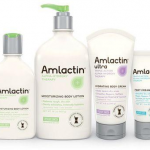 Free AmLactin Moisturizing Body Lotion sample