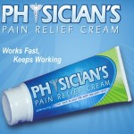 Get free Physicians Pain Relief Cream sample
