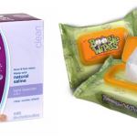 Get a Puffs and Boogie Wipes sample