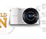 Win free samsung NX1100 Smart Digital Camera