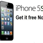 Get free iphone 5s